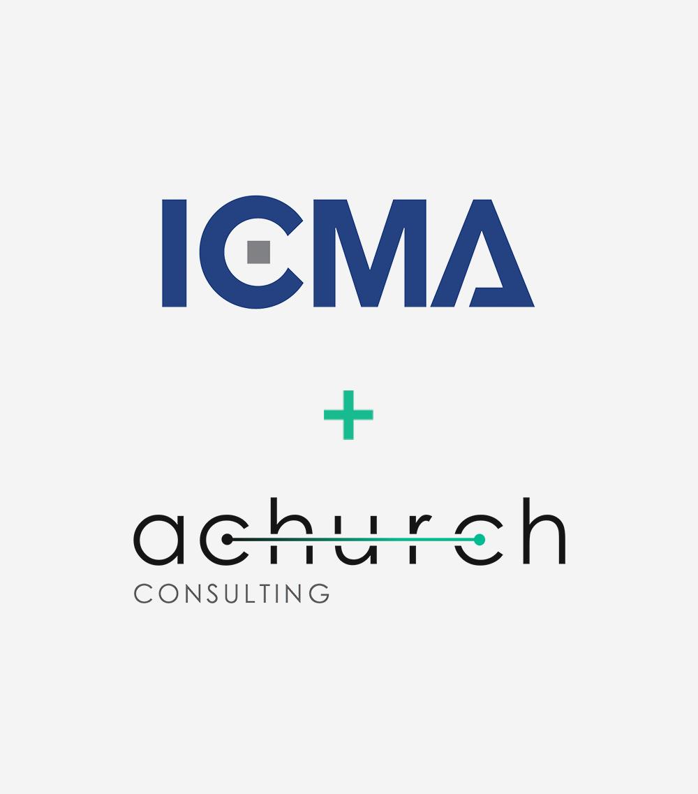 ICMA and Achurch logo