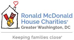 Ronald McDonald House of Greater Washington D.C. Logo