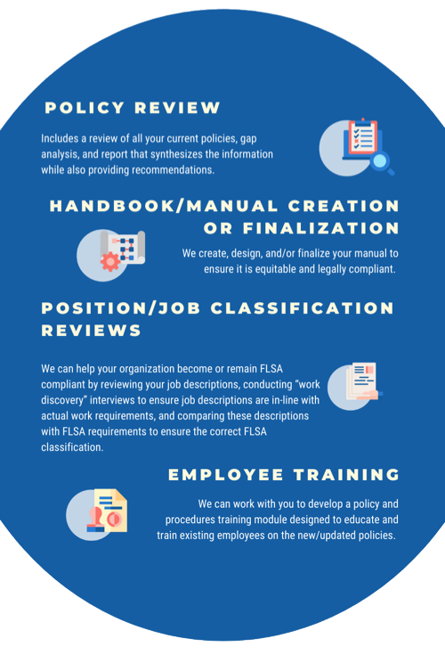 policy services list1